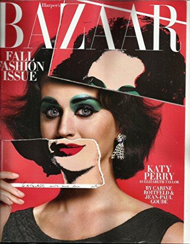 Harper's Bazaar September 2015 {Fall Fashion Issue}