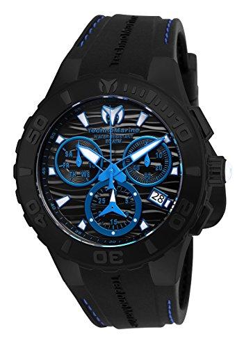 technomarine-cruise-medusa-chronograph-black-dial-mens-watch-115080