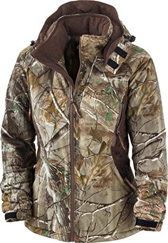 Onyx-Arctic Shield-X-System Womens Womens performance fit jacket, Realtree Xtra, (Arctic Shield Clothing)