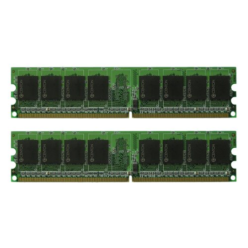 Centon 2GBDDR2KIT667 PC2 5300 667MHz Memory