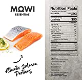 MOWI Fresh Atlantic Salmon, Skin-On, Responsibly