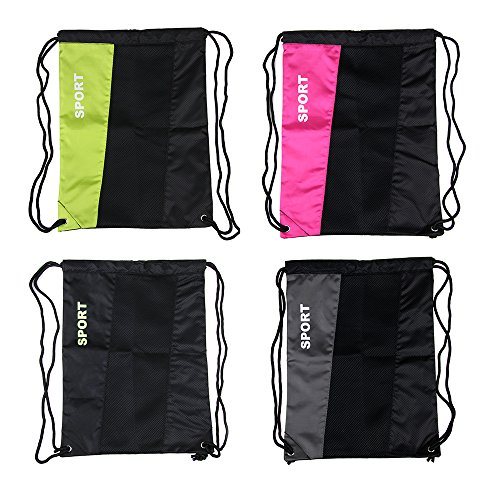 Caroo Team Training Gymsack Drawstring Bags Sackpack – DiZiSports Store