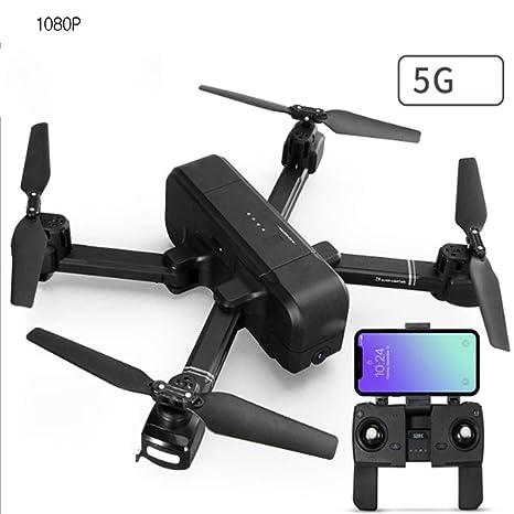 MFJL Drone, FPV WiFi Versión 720p Drone con cámara HD, 5 gram ...