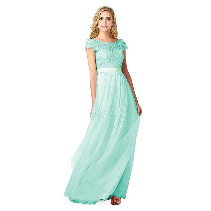 Babyonlinedress Vestido de fiesta de coctel vestido de boda de graduación de ceremonia elegante noble y
