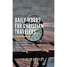 Daily Words for Christian Travelers