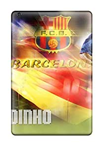 AMGake Design High Quality Ronaldinho Barcelona Brazil Cover Case With Excellent Style For Ipad Mini/mini 2