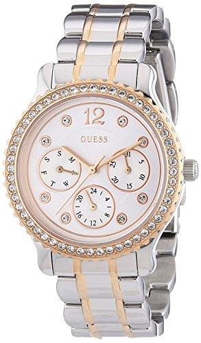 Guess - Wristwatch, cronografo al quarzo, Stainless Steel, Women