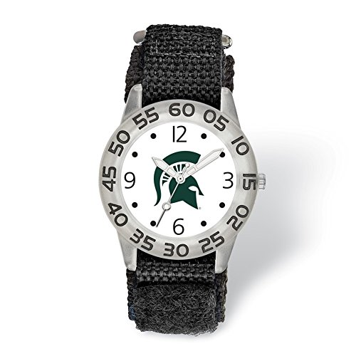 Lex & Lu LogoArt Michigan State University Fan Childs Watch