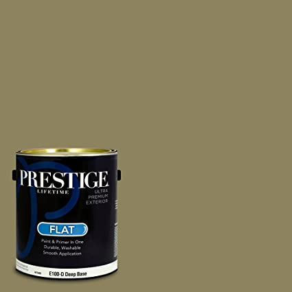 Amazoncom Prestige Paints Exterior Paint And Primer In One 1