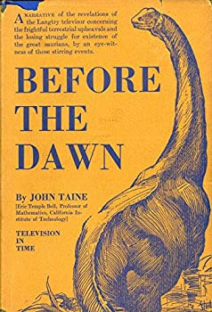Before the Dawn by John Taine science fiction and fantasy book and audiobook reviews
