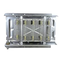 W10815654 Whirlpool Dryer Heating Element Assembly
