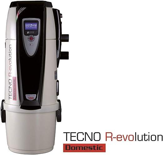 Tecnoplus Sistem Air Tecno Revolution 350 - Central aspirador de ...