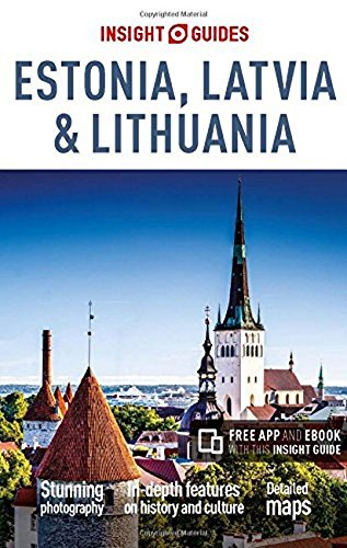 Insight Guides Estonia, Latvia and Lithuania