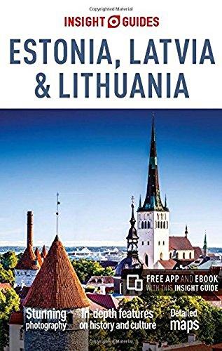 Insight Guides Estonia, Latvia and Lithuania...