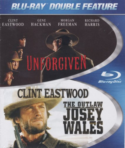Blu-Ray Double Feature: The Outlaw Josey Wales / Unforgiven