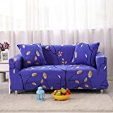 Color Sofa Cover,Slipcover for Living Room,Slipcover All-Inclusive Comfortable Sofa Towel,Elastic Couch Cover Fadeless 1-Piece-B 24-55in