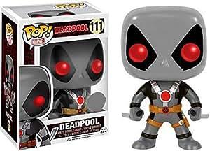 Pop Marvel Deadpool Vinyl Bobble Head Deadpool Gray 111