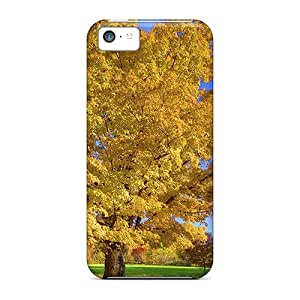 Premium Outono Back Covers Snap On Cases For Iphone 5c