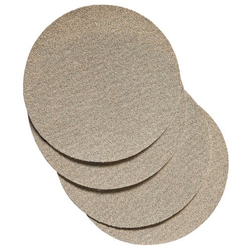 PORTER-CABLE 735012210 5-Inch Hook and Loop Exp No Hole 220G Disc (10-Pack)