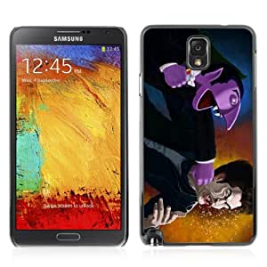 Designer Depo Hard Protection Case for Samsung Galaxy Note 3 N9000 / Vampire Fight