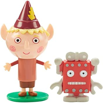 Ben /& Holly Little Kingdom Figure /& Accessory Ben With Horn