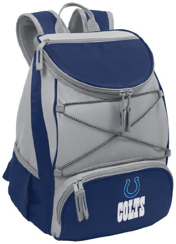 NFL Indianapolis Colts PTX Insulated Backpack Cooler, -