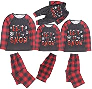 Oehve Matching Christmas Clothes Family Outfits
