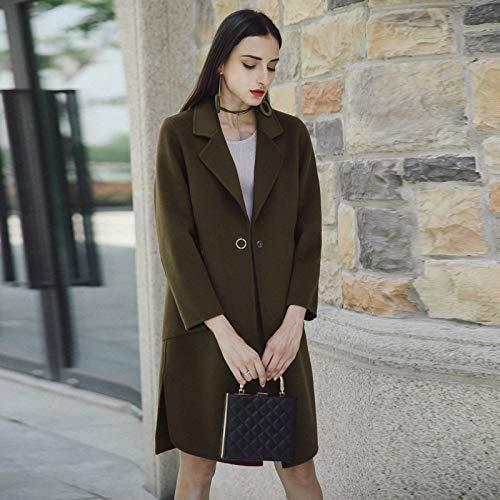 Yellow Et Femme Veste Décontractée Liuxc Vêtements Chaude Pour Lavée Femmes General Confortable D'hiver Femme D'automne tS6zq