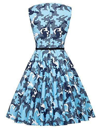 nbsp;– Mangas Gk Vintage nbsp;vestido nbsp;para 55 Dress nbsp;sin nbsp;– Mujer nbsp;– Cl6086 nFnEWYS4
