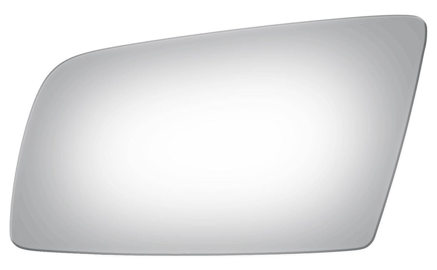 M6 2006-2007 525XI 550I 2006-2007 530I 2008-2009 528I 535I 535XI 530XI Burco 4330 Driver Side Power Replacement Mirror Glass for 2006-2009 BMW 525I M5 2008 528XI 650I