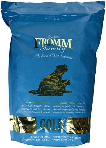 Fromm Gold Puppy Food Large Breed 5 lb