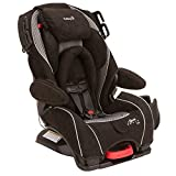 Safety 1st Alpha Omega Elite Convertible Car Seat - 3 Car Seats in 1