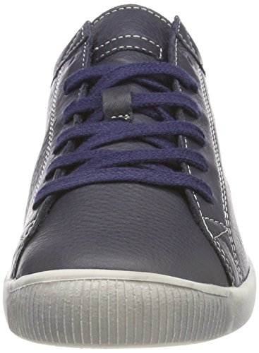 Femme Bleu navy Softinos Smooth Isla Baskets 542 qvzw6tH