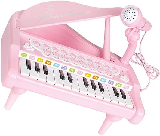 MILISTEN 1 juego de teclado de juguete musical para bebés ...
