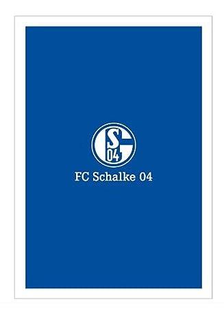 FC Schalke 04 Nummernschildunterleger