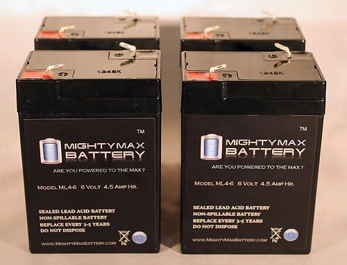 6 volt deer feeder battery