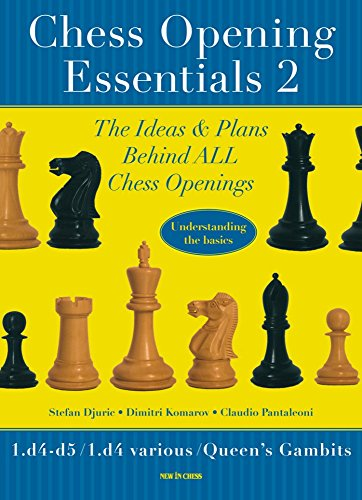 Chess Opening Essentials: 1.d4 d5 / 1.d4 Various /, used for sale  Delivered anywhere in Canada