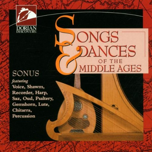 Dorian Recordings - Songs & Dances of the Middle Ages
