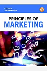 Principles of Marketing (16th Edition) Hardcover