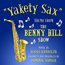 """Yakety Sax - Theme from """"The Benny Hill Show"""" (feat. Dominik Hauser)"""