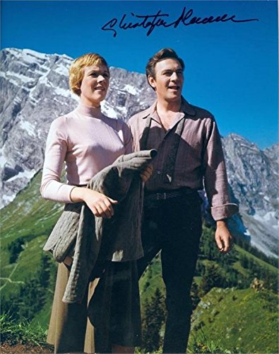 Christopher Plummer autographed 8x10 photo (The Sound of Music) Image #12 from Autograph Warehouse