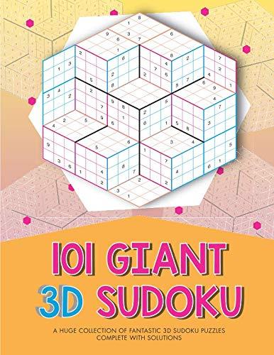 101 Giant 3D Sudoku - Sudoku 3d