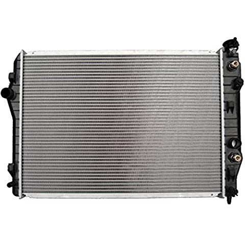 ECCPP 1486 New Premium Radiator for Chevrolet Camaro 93-99 Fits Pontiac V8 AT MT - 1997 Z28 Camaro