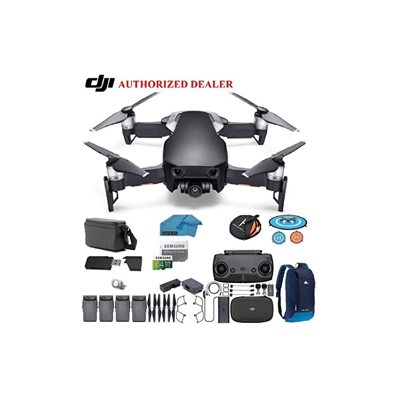 DJI Mavic Air Fly More Combo Drone - Qua