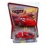 Ferrari F430 Michael Schumacher Disney Pixar World of Cars Edition Car 1:55 Scale Mattel