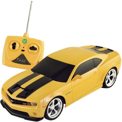 Chevrolet Camaro Yellow Stripes Control product image