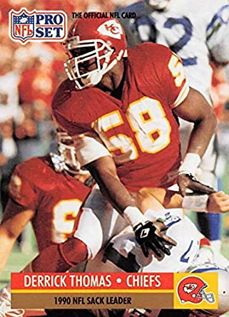 the best attitude ecca9 6dc78 Amazon.com: 1991 Pro Set Football Card #19b Chiefs Helmet ...
