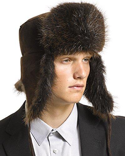 frr The Beaver Russian Trooper Hat - L