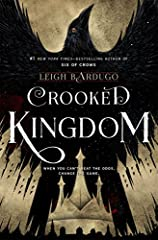 The Grishaverse will be coming to Netflix soon with Shadow and Bone, an original series! Crooked Kingdom: the highly anticipated sequel to Leigh Bardugo's thrilling #1 New York Times-bestselling Six of Crows.       Kaz Brekker and his ...