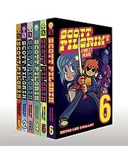 Scott Pilgrim Bundle Vs 1-6